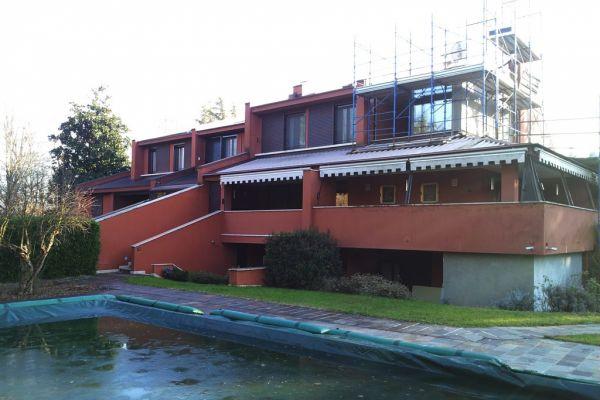Ristrutturazione Villa intera Basiglio